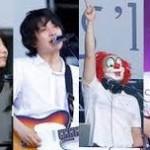 「SEKAI NO OWARI」 1月には新曲「僕らを乗せて 地球は廻る」発表。8月には炎と森のカーニバル で新曲「death disco」発表。今度は早稲田大学学園祭では新曲「スノーマジックファンタジー」リリースを発表。深瀬ときゃりーぱみゅぱみゅは恋愛順調!さおり というかわいいメンバーがいるのに。