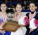 2013全日本選手権フィギュアスケート女子鈴木明子さんのフリーの完璧な演技で逆転優勝。2位村上佳菜子さん、フリーで調子が悪かったグランプリファイナル優勝者浅田真央さんは3位。滑走順も関係したのか?天野氏も?