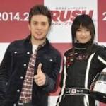 南明奈さん東京モーターショーにカート姿で登場。今は愛車がバイク(トライク)玉森裕太さんより熱愛?髪型でヤンキーになった?