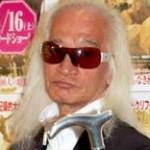 """内田裕也さん久しぶり""""いいとも""""松葉杖で出演。AIさんの結婚保証人に。まさに""""ハピネス""""ですね。ただ内田裕也さん奥さん樹木希林さんの癌が心配ですね。"""