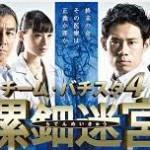 ドラマ「チーム・バチスタ4螺鈿迷宮」第1話あらすじ。キャスト伊藤淳史さん、仲村トオルさんなど。主題歌は「東方神起」