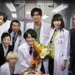 ドラマ「医龍4 ~Team Medical Dragon」第6話視聴率、感想、あらすじ。第7話予告、ネタバレ。キャストに今回は平幹二朗さんの長男、岸部一徳さんの長男が出演。主題歌EXILE ATSUSHIの「青い龍」発売中。