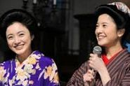 "NHK朝の連続ドラマ""花子とアン""7週視聴率、感想、あらすじ。8週予告、ネタバレ。蓮子は結婚。はなは小学校の先生に。"