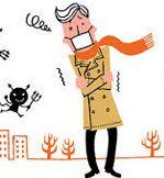 インフルエンザ予防法。風邪との違い。予防接種回数、湿度の管理は大事?2015年状況公開。