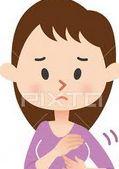 """胸の""""しこり""""は乳がん?胸の""""しこり""""の場所、形、動く、""""しこり""""を押して痛みを感じるなどの特徴が。検査は画像診断の超音波が主流?"""